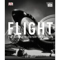 Flight: The Complete History of Aviation 英文原版 DK图解飞行历史大百科 飞机