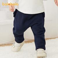 巴拉巴拉女童打底裤春秋外穿薄款婴儿裤子宝宝长裤纯棉柔软百搭