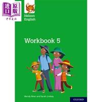 【中商原版】Nelson English: Year 5/Primary 6: Workbook 5 牛津纳尔逊英语:级