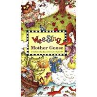 英文原版 Wee Sing Mother Goose (With CD) 欧美经典儿歌:鹅妈妈童谣(附CD)97808