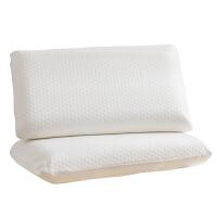 君别记忆枕慢回弹颈椎枕 记忆棉保健枕芯护颈椎枕头单只 水立方记忆枕