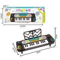 �和��子琴琴初�W女孩����益智�菲餍′�琴多功能玩具