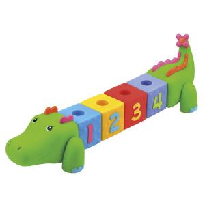 [当当自营]K's Kids 奇智奇思 启智系列 百变组合小鳄