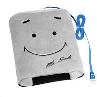 USB暖手鼠标垫电暖发热鼠标垫保暖发热鼠标垫加厚鼠标暖手套宝 上网USB保暖加热鼠标发热垫