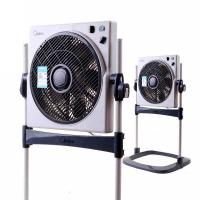 Midea/美的电风扇 KYS30-5A床头台式落地台扇电扇 升降静音宿舍转页扇
