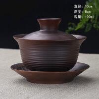 【家装节 夏季狂欢】盖碗茶杯茶碗大号单个三才泡茶德化白瓷功夫茶具景德镇家用青瓷瓷