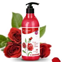 A'Gensn/安安金纯 橄榄油玫瑰花香美白保湿润体乳350g