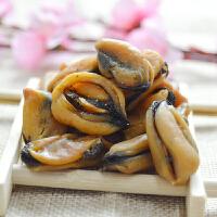广隆海产 野生淡菜干 海虹 贻贝青口 200g 袋装 海鲜咸鱼干货 台山特产