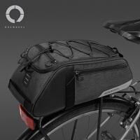 新款山地自行车包运动车包单肩包装备骑行尾包后货架包驮包