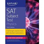 【中商原版】卡普兰SAT:物理 英文原版 SAT Subject Test Physics