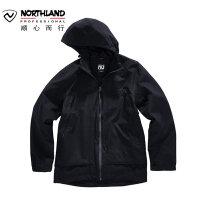 NORTHLAND/诺诗兰春夏新款户外男士防风透气冲锋衣KS