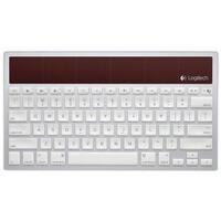 Logitech/罗技 K760 太阳能无线蓝牙键盘 支持Mac/iPhone/iPad2/3/4 全国联保 全新盒装