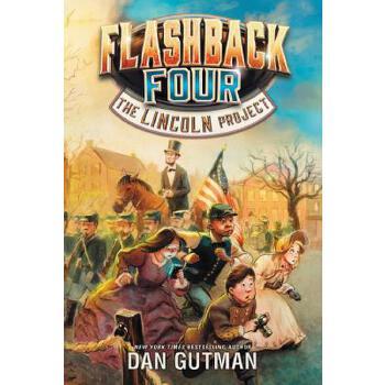 【预订】Flashback Four #1: The Lincoln Project 预订商品,需要1-3个月发货,非质量问题不接受退换货。