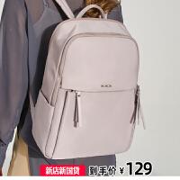 �p肩包2020年新款�r尚潮流�W生��X包女14寸女商�沾笕萘��包背包