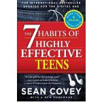 【中商原版】英文原版The 7 Habits of Highly Effective Teens 杰出青少年的七个习惯