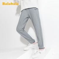 巴拉巴拉童装女童裤子2020新款春装儿童休闲运动裤中大童时尚百搭