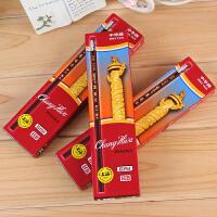 中华铅笔上海中华学生木制铅笔HB铅笔6151橡皮头铅笔