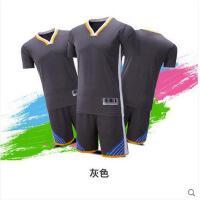 男短袖运动球衣透气篮球训练比赛队服diy定制印字篮球服套装