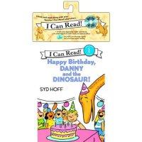 英文原版 儿童有声读物 生日快乐丹尼与恐龙 Happy Birthday, Danny and the Dinosaur! Book and CD