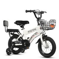 儿童自行车宝宝脚踏单车2-4-6岁男孩小孩6-7-8-9-10岁童车女孩