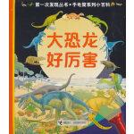 第一次发现手电筒小百科:大恐龙好厉害