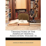 【预订】Transactions of the American Medical Association, Volum
