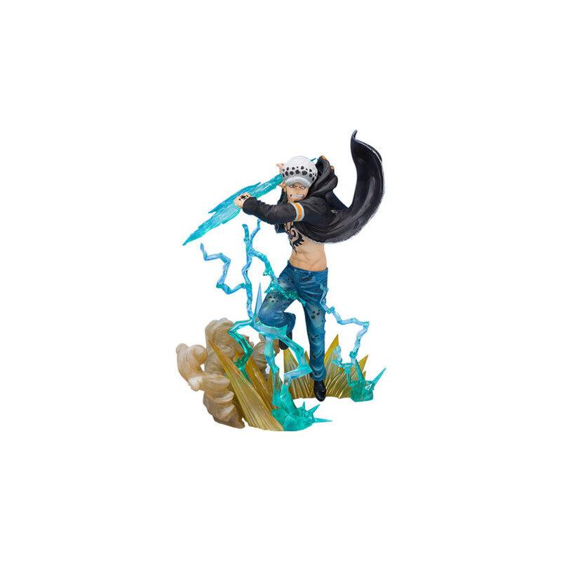 海贼王手办ZERO超激战 特拉法尔加 罗 必杀技伽马刀战斗版