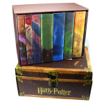 哈利波特英文原版 精装(美国版)1-7全集I Harry Potter Hardcover Boxed Set (1-7) ISBN9780545044257