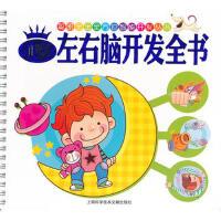 聪明宝宝全方位智能开发丛书:1岁 左右脑开发全书(彩图版) 刘益宏 9787543950832