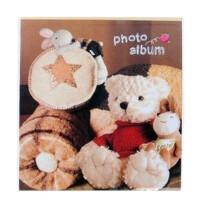 泰迪熊相册 4D/大6寸 200张盒装相册/影集 3035