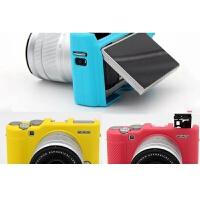适用于富士 x-a3相机包x-a10 X10相机保护套X1 XM1 硅胶套 X-2内胆包世帆家S