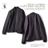 年早春 纯色 立领 棒球款男士夹克外套 F712T063