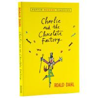 英文原版 查理和巧克力工厂 儿童文学小说Charlie and the Chocolate Factory 罗尔德达尔
