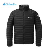 Columbia哥伦比亚户外17秋冬新品男款热能羽绒服 WE1194