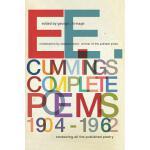 【预订】e. e. cummings: Complete Poems, 1904-1962