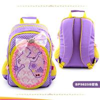 新年特价 迪士尼/Disney BP9825B/紫色 小学生书包男女1-3-4年级公主减负双肩背包儿童8-10-12岁