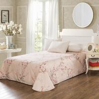 当当优品 纯棉斜纹床上用品 床单200*230cm 岁堤春晓