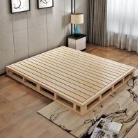 硬床板硬板床垫实木护脊椎1.8加厚1.5米木板床垫硬板席梦思护腰床
