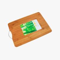 当当优品 碳化楠竹切菜板 45*32*1.8厘米
