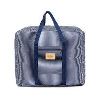 韩版大容量旅行袋手提包可装衣服的包箱行李包女防水旅游包男拉杆