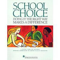 【预订】School Choice: Doing It the Right Way Makes a Difference