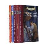 【中商原版】开始读经典:侦探与惊悚系列5册套装 英文原版 Classic Starts 巴黎圣母院