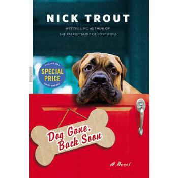 【预订】Dog Gone, Back Soon 9780316353793 美国库房发货,通常付款后3-5周到货!