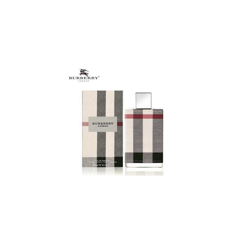 BURBERRY/巴宝莉 伦敦女士香水30ml 夏季护肤 防晒补水保湿 可支持礼品卡