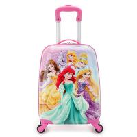 18寸卡通韩版可爱个性涂鸦小行李箱男女学生儿童旅行拉杆箱小清新 18寸