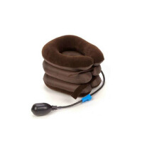 家用颈椎充气牵引器颈托 颈托颈部拉伸器