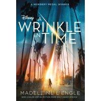 【现货】英文原版 A Wrinkle in Time Movie Tie-In Edition 时间五重奏之时间的皱纹(