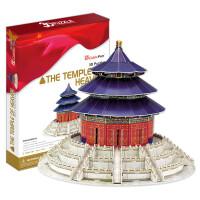3d立体拼图成人纸模型建筑圣母百花大教堂儿童玩具拼装益智