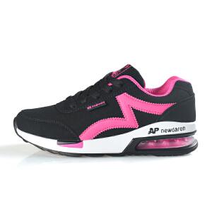 女鞋运动鞋气垫跑步鞋女秋季新款减震增高休闲旅游鞋跑鞋