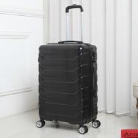 万向轮旅行箱包镜面行李箱拉杆箱皮箱男女款密码箱子20寸24寸